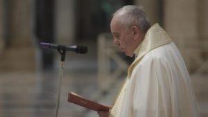 Pope Francis Urbi et orbi