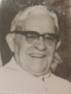 Monsignor Michael D O'Connell
